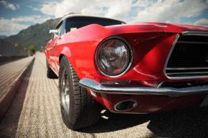 US-Fahrzeuge Mustang